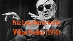 William Friedkin Interviews Fritz Lang