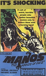 MST3K: Manos - The Hands Of Fate